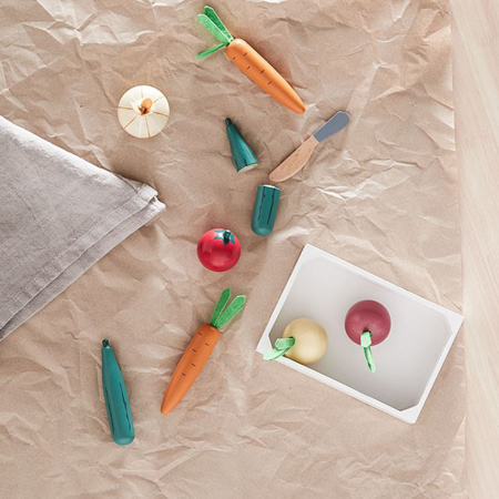 Picture of Kids Concept® Mixed Vegetable Box