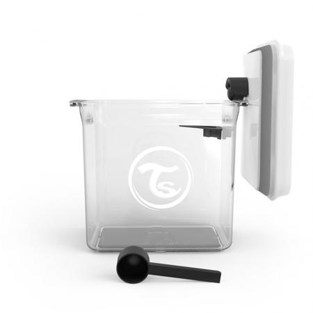 Immagine di Twistshake® Contenitore alimenti 1700ml White