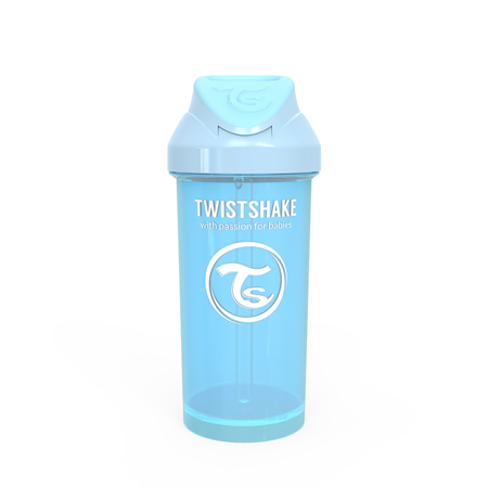 Twistshake® Borraccia con cannuccia 360ml (12+ m)