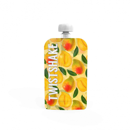 Picture of Twistshake 5x Refillable Squeeze Bag 100ml