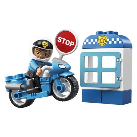 Lego® Duplo Moto della polizia