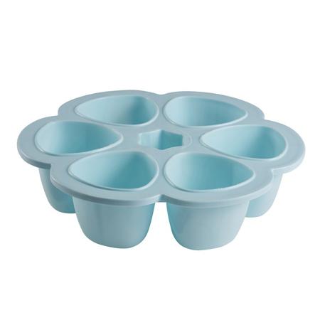 Beaba® Predelna posodica za zmrzovanje 6x150ml Light Blue