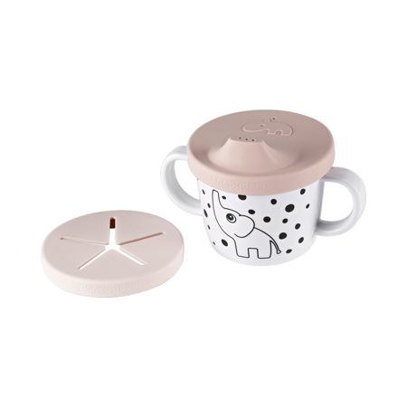 Immagine di Done by Deer® Il mio primo Set pappa Happy Dots Powder