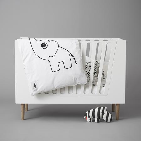 Immagine di Done by Deer® Lettino per bambini 120x60