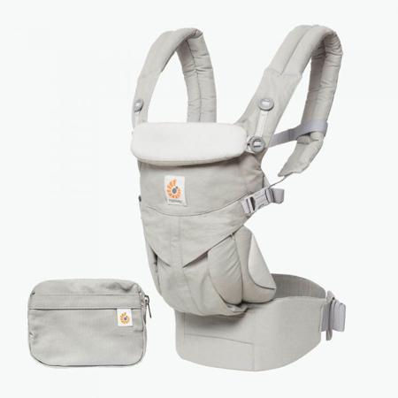 Immagine di Ergobaby® Marsupio portabebè Omni 360 Pearl Grey
