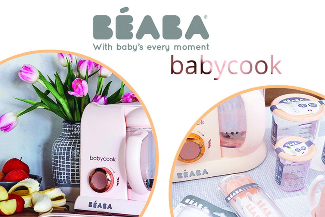 Ricette sane e squisite con il robot da cucina Beaba Babycook