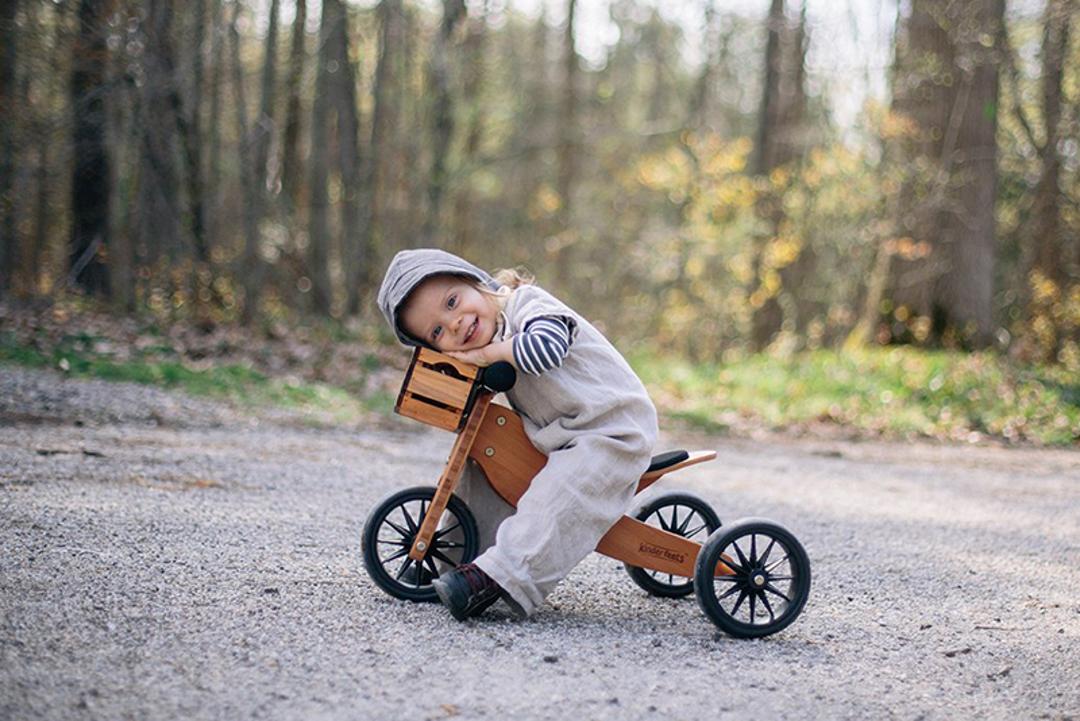 Kinderfeets bici senza pedali, che la passione per le bici inizi subito
