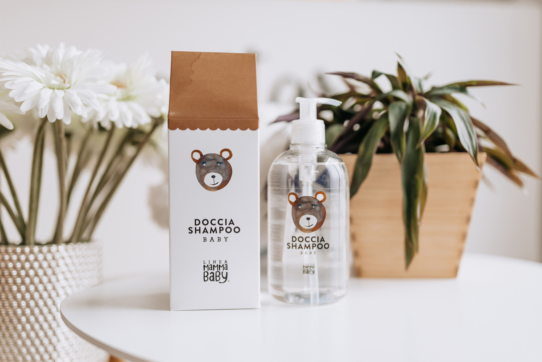 Natural cosmetics from Linea Mamma Baby