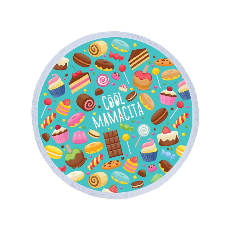 Olala® Okrogla brisača Cool Mamacita