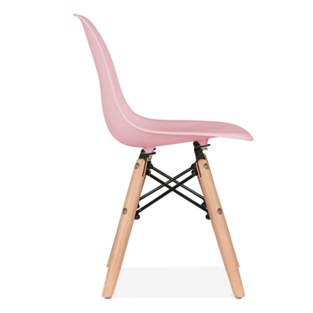 Immagine di EM Eiffel sedia per bambini pink