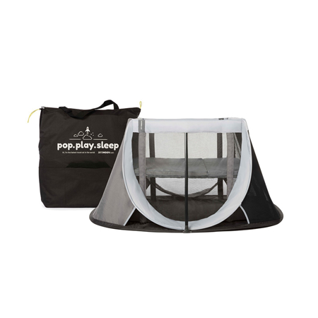 AeroMoov® Travel cot grey