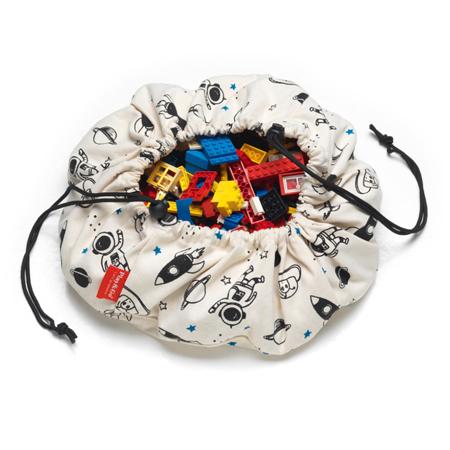 Immagine di Play&Go® Mini sacco portagiochi e Tappeto Space