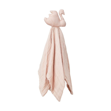 Picture of CamCam® Swan Cuddle Cloth Blossom Pink