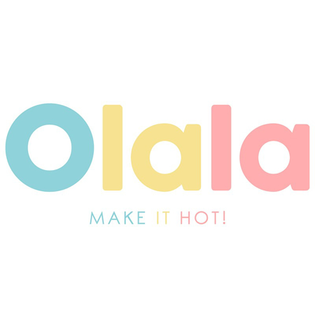 Picture of Olala Round Beach Towel - Oopsi