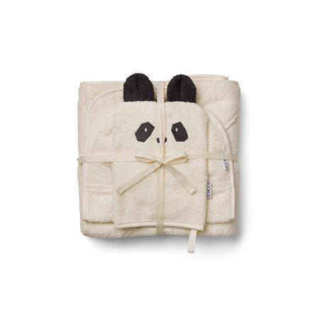 Liewood® Set regalo Panda creme de la creme