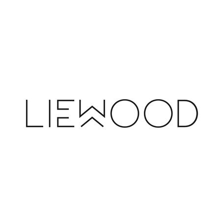 Liewood® Asciugamano con cappuccio Augusta Dino faune green 100x100