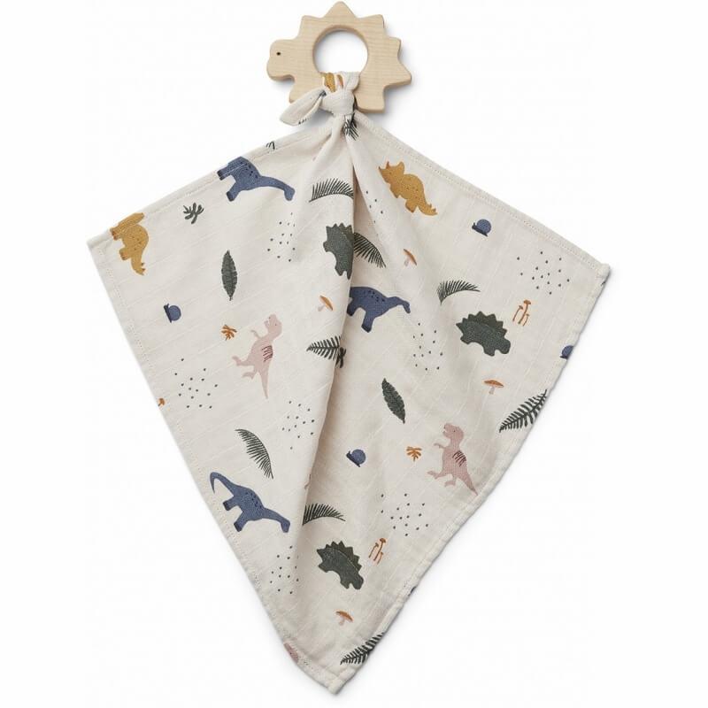 Picture of Liewood® Cuddle Cloth - Panda Creme De La Creme