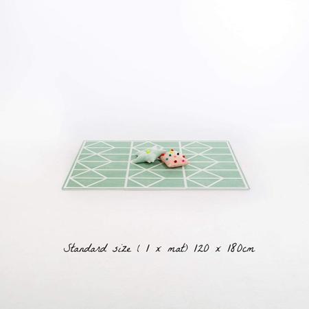 Immagine di Toddlekind® Tappeto gioco Nordic Neo Matcha