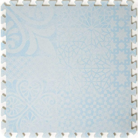 Picture of Toddlekind® Prettier Playmat Persian Sea Spray