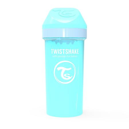 Twistshake® Kid Cup 360ml Pastello - Blu Pastello