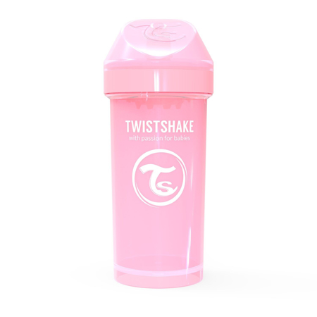 Immagine di Twistshake® Kid Cup 360ml Pastello - Rosa Pastello