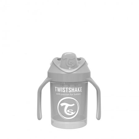 Twistshake® Mini Cup 230ml Pastello - Pastel Grey
