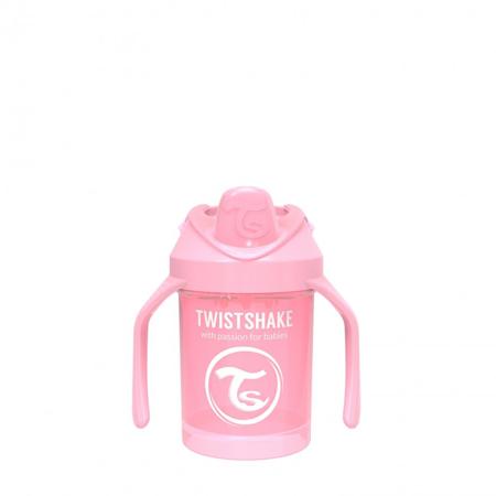 Twistshake® Mini Cup 230ml Pastello - Pastel Pink
