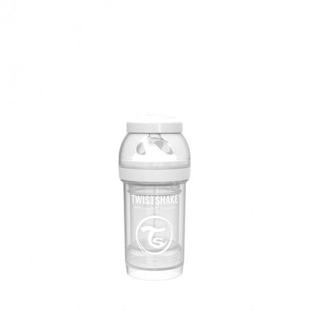 Twistshake® Anti-Colic 180 ml Pastello - White