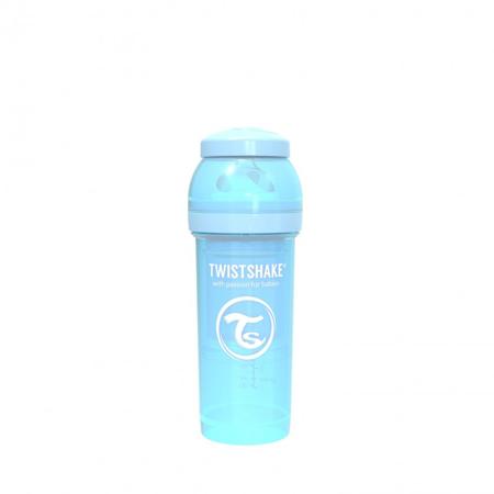 Immagine di Twistshake® Anti-Colic 260 ml Pastello - Blu Pastello