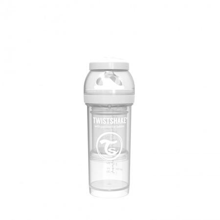 Twistshake® Anti-Colic 260 ml Pastello - Bianco