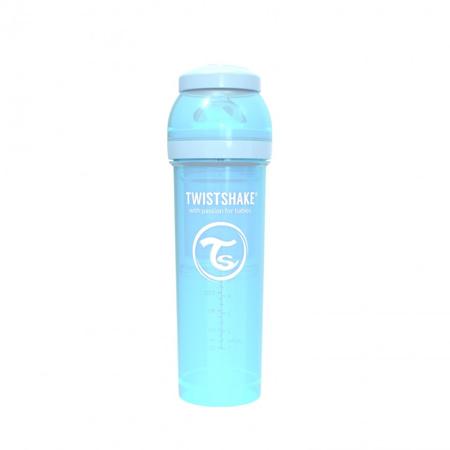 Immagine di Twistshake® Anti-Colic 330 ml Pastello - Blu Pastello