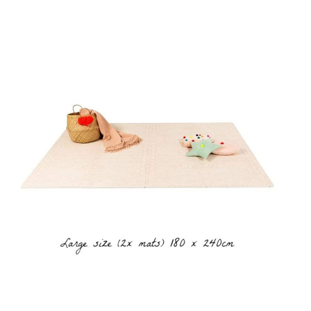 Picture of Toddlekind® Prettier Playmat Persian Blossom
