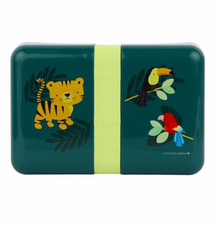 Immagine di A Little Lovely Company® Lunch box Jungle Tiger