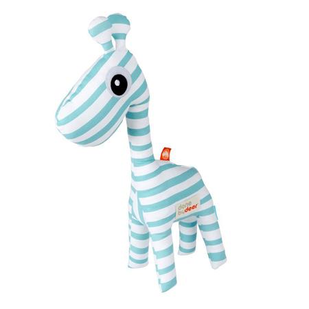 Immagine di Done by Deer® Sonaglio di attivita giraffa Raffi - Blu chiaro