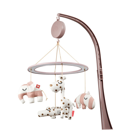 Picture of Done by Deer®  Musical Mirror Mobile Sleepy Powder