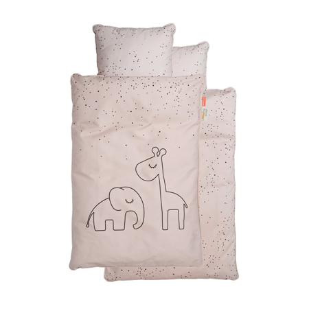Immagine di Done by Deer® Biancheria da letto Dreamy Dots Baby Powder 70x100