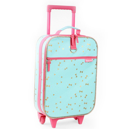 Immagine di Kidzroom® Trolley per bambini Open Your Eyes Mint