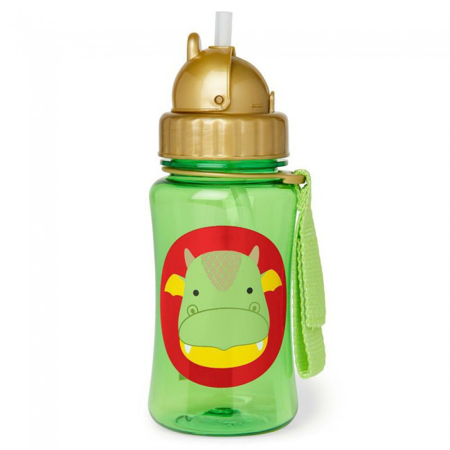 Picture of Skip Hop® Straw Bottle Dragon