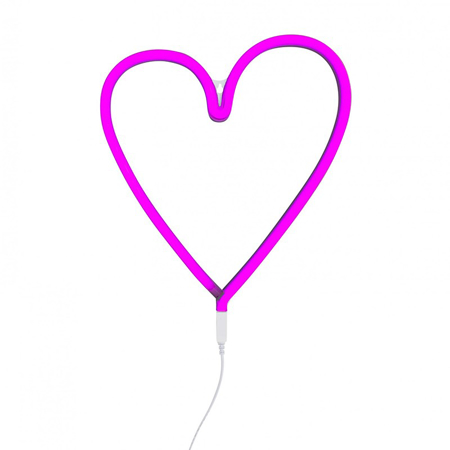 Picture of A Little Lovely Company® Neon Style Light Heart