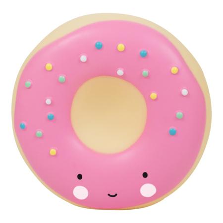 A Little Lovely Company® Salvadanaio Donut - Rosa