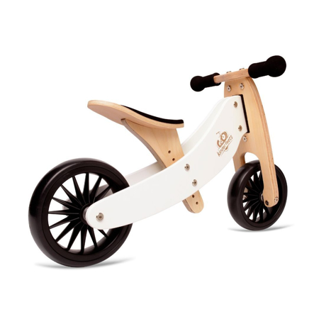 Immagine di Kinderfeets® Bici senza pedali Tiny Tot Plus 2in1 White