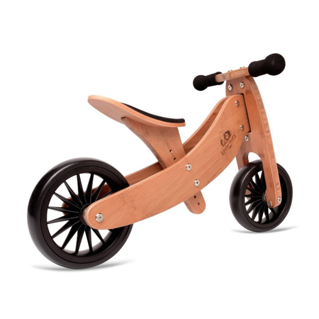 Picture of Kinderfeets® Balance Bike Tiny Tot Plus 2in1 Bamboo