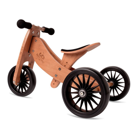 Kinderfeets® Bici senza pedali Tiny Tot Plus 2in1 Bamboo