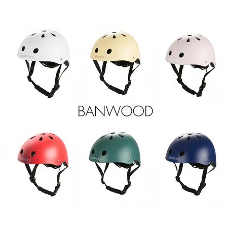 Immagine di BANWOOD® Casco per la bici Banwood 3/7 (48-57cm) Cream