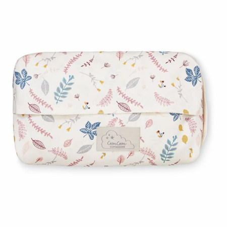CamCam®  Case per salviette Pressed Leaves Rose