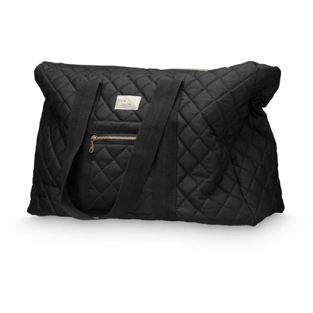 CamCam® Borsa fasciatoio Weekend Black