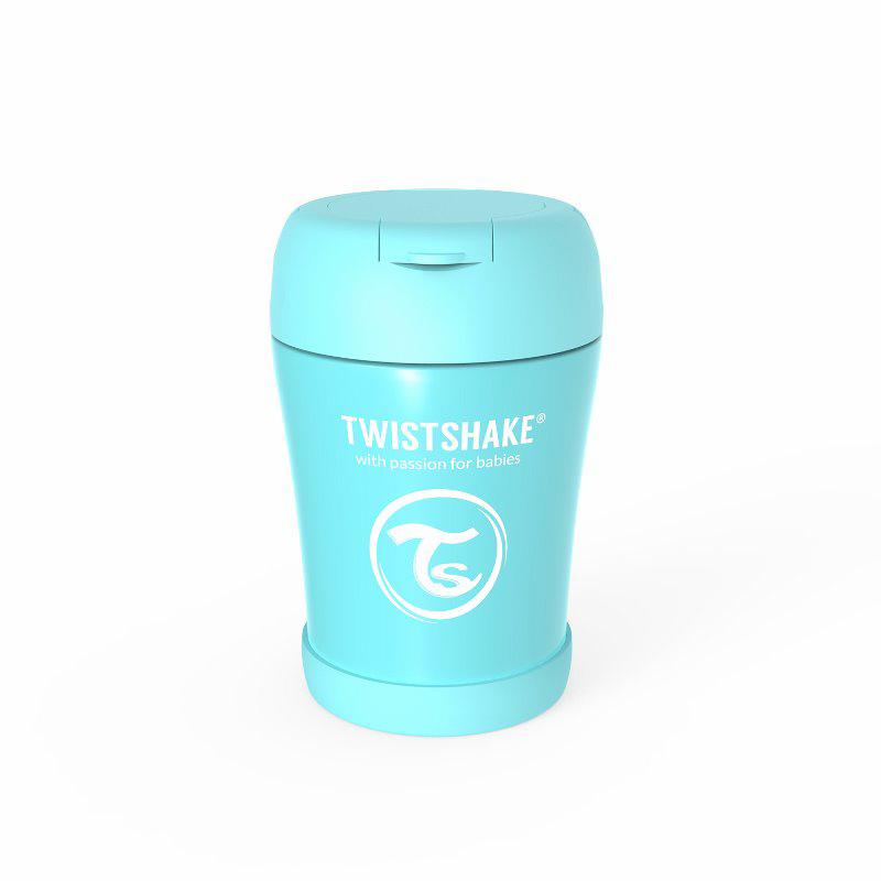 Immagine di Twistshake®  Portapappa termico 350ml Blue