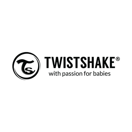 Picture of Twistshake® Anti-Colic Stainless Steel 260ml Marble Blue