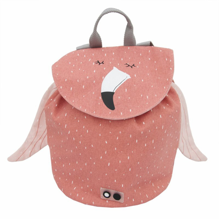 Picture of Trixie Baby® Mini backpack Mrs. Flamingo
