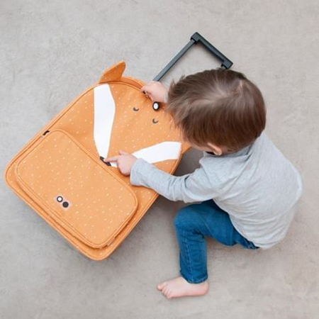 Immagine di Trixie Baby® Trolley per bambini Mr. Fox